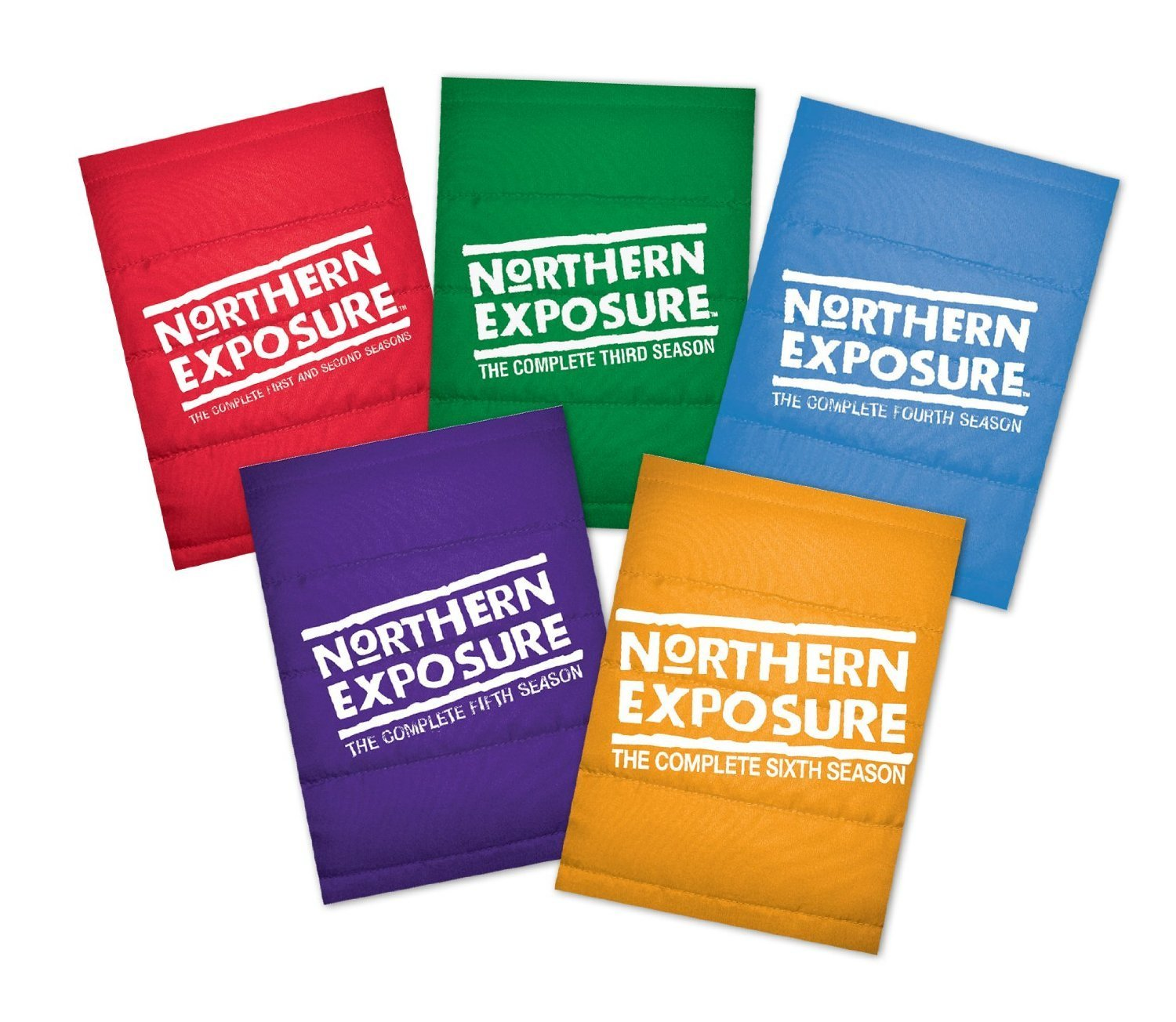 Northern Exposure DVD - Moosechick Notes